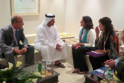Turismo negocios arabe